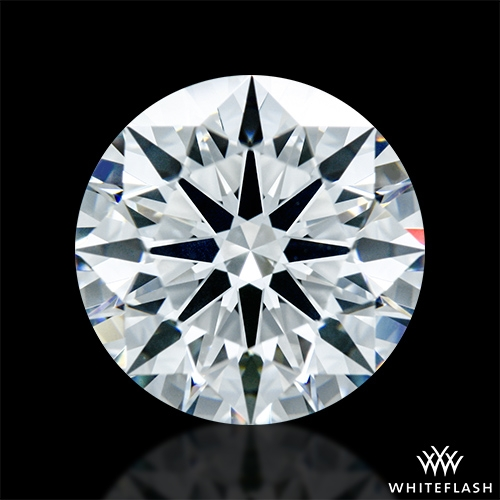 2.025 ct G VS2 A CUT ABOVE® Hearts and Arrows Super Ideal Round Cut Loose Diamond