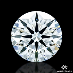1.588 ct H VS2 A CUT ABOVE® Hearts and Arrows Super Ideal Round Cut Loose Diamond