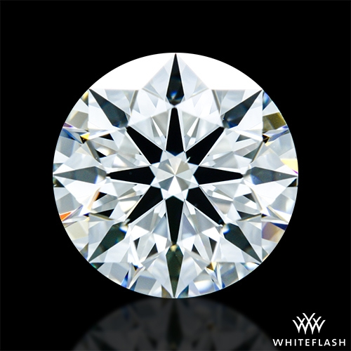 1.546 ct I VS1 A CUT ABOVE® Hearts and Arrows Super Ideal Round Cut Loose Diamond