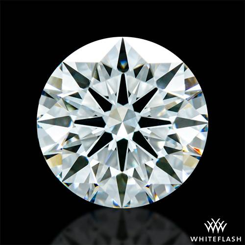1.582 ct H VS2 A CUT ABOVE® Hearts and Arrows Super Ideal Round Cut Loose Diamond