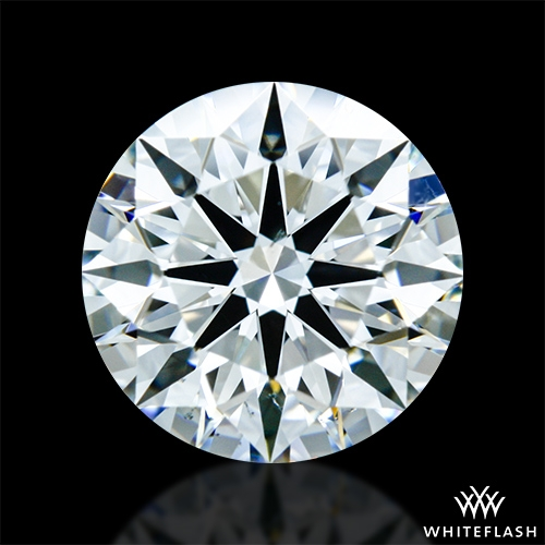 1.227 ct I VS2 A CUT ABOVE® Hearts and Arrows Super Ideal Round Cut Loose Diamond