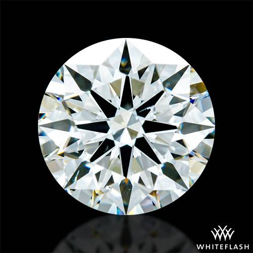 1.307 ct H SI1 Expert Selection Round Cut Loose Diamond