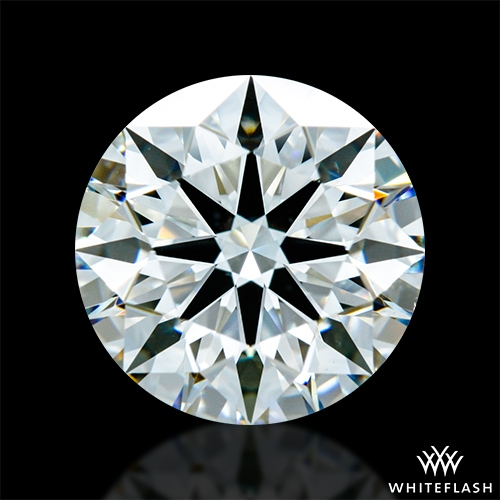 2.065 ct H VS2 A CUT ABOVE® Hearts and Arrows Super Ideal Round Cut Loose Diamond