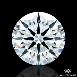 3.47 ct I VS1 A CUT ABOVE® Hearts and Arrows Super Ideal Round Cut Loose Diamond