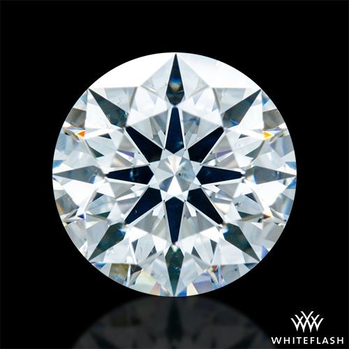 0.951 ct F SI1 Expert Selection Round Cut Loose Diamond