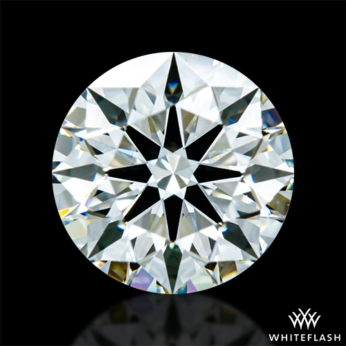 1.056 ct I VS1 A CUT ABOVE® Hearts and Arrows Super Ideal Round Cut Loose Diamond