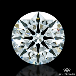 0.804 ct F VS2 A CUT ABOVE® Hearts and Arrows Super Ideal Round Cut Loose Diamond