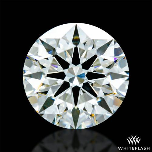 0.801 ct J VS2 Expert Selection Round Cut Loose Diamond