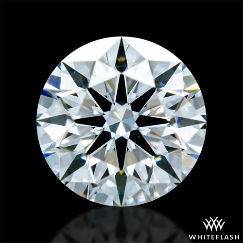0.415 ct D VVS2 A CUT ABOVE® Hearts and Arrows Super Ideal Round Cut Loose Diamond