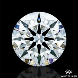0.413 ct D VVS1 A CUT ABOVE® Hearts and Arrows Super Ideal Round Cut Loose Diamond