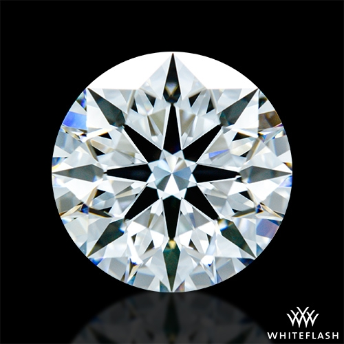 1.681 ct E VVS2 A CUT ABOVE® Hearts and Arrows Super Ideal Round Cut Loose Diamond