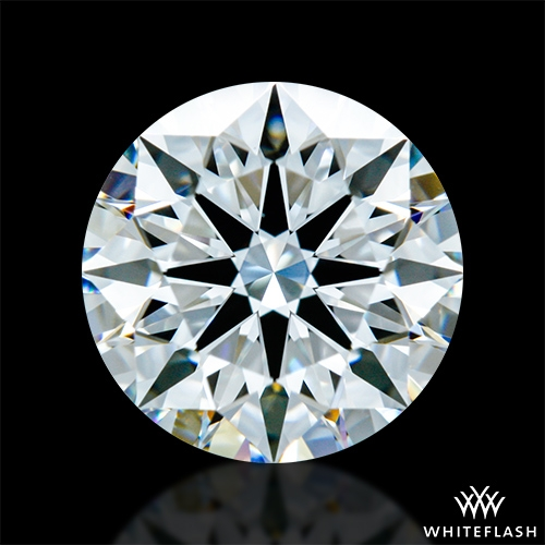1.19 ct F VVS2 A CUT ABOVE® Hearts and Arrows Super Ideal Round Cut Loose Diamond