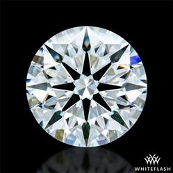 1.277 ct D VVS1 A CUT ABOVE® Hearts and Arrows Super Ideal Round Cut Loose Diamond