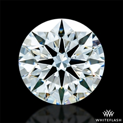 1.482 ct F VVS2 A CUT ABOVE® Hearts and Arrows Super Ideal Round Cut Loose Diamond