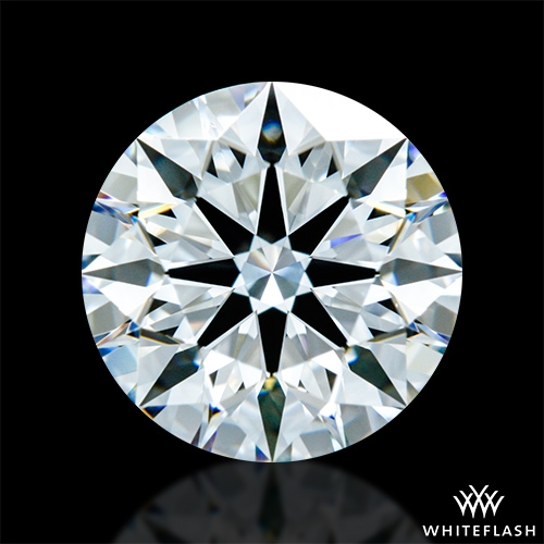 1.283 ct F VVS1 A CUT ABOVE® Hearts and Arrows Super Ideal Round Cut Loose Diamond