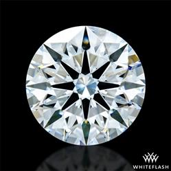 1.357 ct E VVS2 A CUT ABOVE® Hearts and Arrows Super Ideal Round Cut Loose Diamond