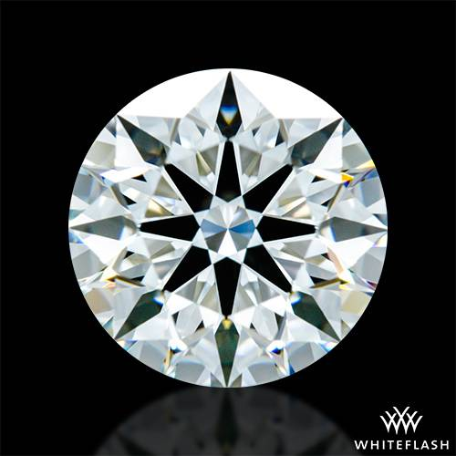 1.375 ct G VS1 A CUT ABOVE® Hearts and Arrows Super Ideal Round Cut Loose Diamond