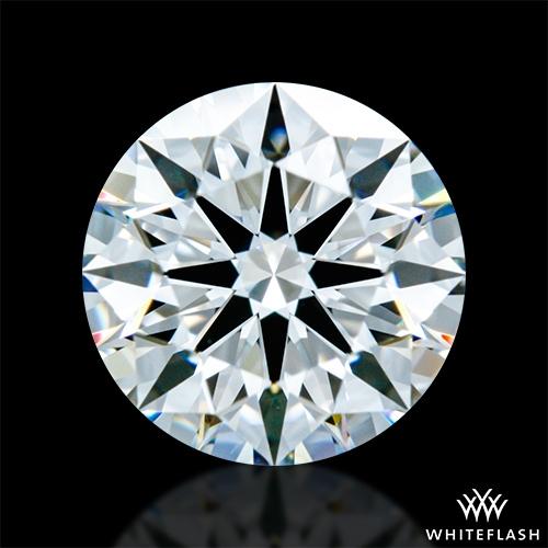 0.924 ct E VVS1 A CUT ABOVE® Hearts and Arrows Super Ideal Round Cut Loose Diamond