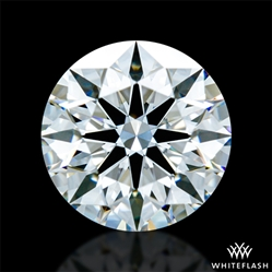 0.94 ct E VS1 A CUT ABOVE® Hearts and Arrows Super Ideal Round Cut Loose Diamond