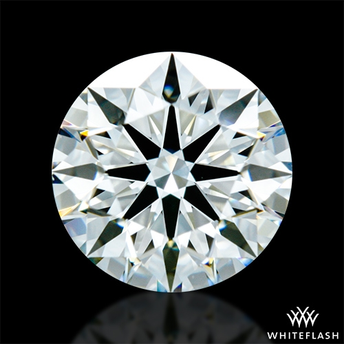 0.933 ct J VS1 A CUT ABOVE® Hearts and Arrows Super Ideal Round Cut Loose Diamond
