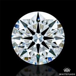 0.811 ct E VVS2 A CUT ABOVE® Hearts and Arrows Super Ideal Round Cut Loose Diamond