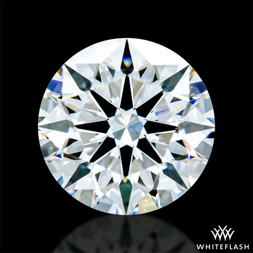 0.735 ct D IF A CUT ABOVE® Hearts and Arrows Super Ideal Round Cut Loose Diamond