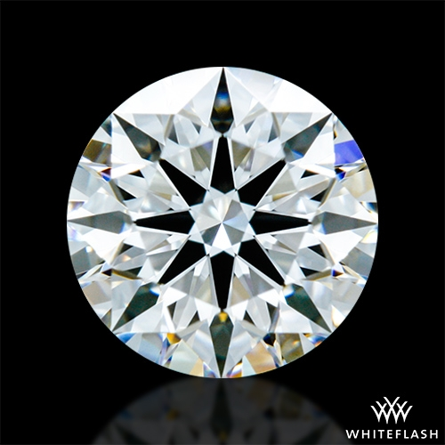 0.72 ct F VVS2 A CUT ABOVE® Hearts and Arrows Super Ideal Round Cut Loose Diamond