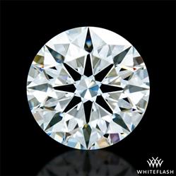 0.635 ct E VVS2 A CUT ABOVE® Hearts and Arrows Super Ideal Round Cut Loose Diamond