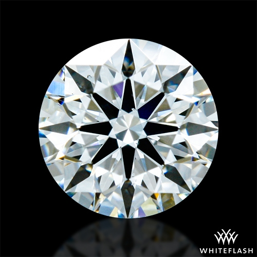 0.42 ct G VS2 A CUT ABOVE® Hearts and Arrows Super Ideal Round Cut Loose Diamond