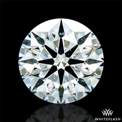 0.601 ct I VS2 A CUT ABOVE® Hearts and Arrows Super Ideal Round Cut Loose Diamond