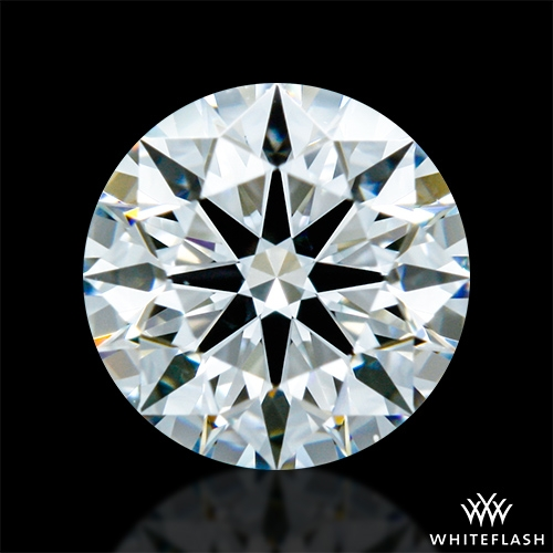 0.618 ct F VS2 A CUT ABOVE® Hearts and Arrows Super Ideal Round Cut Loose Diamond