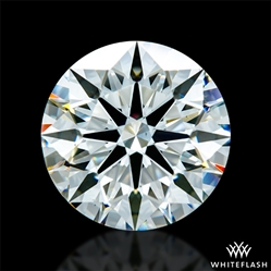 2.403 ct I VS2 A CUT ABOVE® Hearts and Arrows Super Ideal Round Cut Loose Diamond
