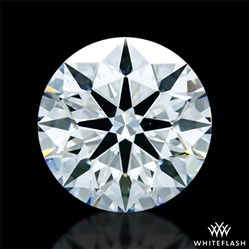 2.537 ct G VS2 A CUT ABOVE® Hearts and Arrows Super Ideal Round Cut Loose Diamond
