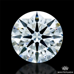 1.152 ct F VS2 A CUT ABOVE® Hearts and Arrows Super Ideal Round Cut Loose Diamond