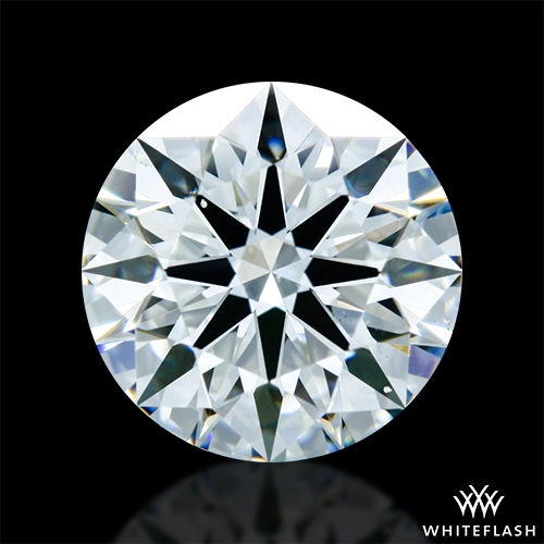 1.10 ct H VS2 A CUT ABOVE® Hearts and Arrows Super Ideal Round Cut Loose Diamond