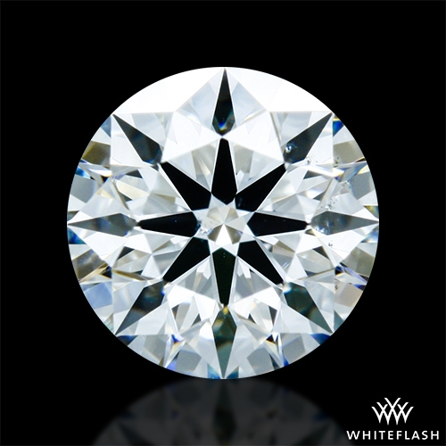 0.814 ct G VS2 Expert Selection Round Cut Loose Diamond