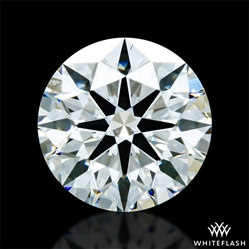 0.81 ct I VS2 A CUT ABOVE® Hearts and Arrows Super Ideal Round Cut Loose Diamond