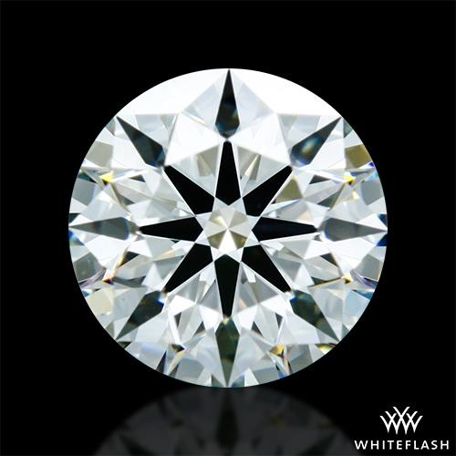 0.82 ct K VS1 A CUT ABOVE® Hearts and Arrows Super Ideal Round Cut Loose Diamond