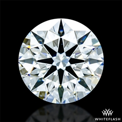 1.123 ct F VS2 A CUT ABOVE® Hearts and Arrows Super Ideal Round Cut Loose Diamond