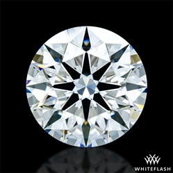 1.062 ct F VS1 A CUT ABOVE® Hearts and Arrows Super Ideal Round Cut Loose Diamond