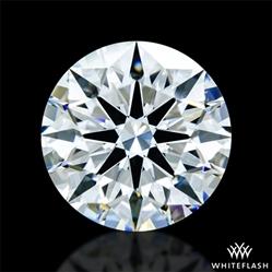 1.333 ct E VVS2 A CUT ABOVE® Hearts and Arrows Super Ideal Round Cut Loose Diamond