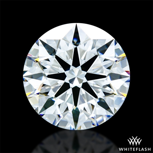1.588 ct D VVS2 A CUT ABOVE® Hearts and Arrows Super Ideal Round Cut Loose Diamond