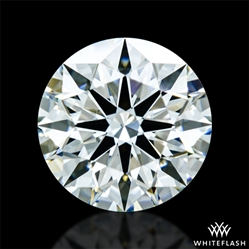 0.824 ct J VS2 A CUT ABOVE® Hearts and Arrows Super Ideal Round Cut Loose Diamond