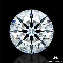 0.916 ct E VS1 A CUT ABOVE® Hearts and Arrows Super Ideal Round Cut Loose Diamond