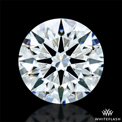 0.818 ct E VVS1 A CUT ABOVE® Hearts and Arrows Super Ideal Round Cut Loose Diamond