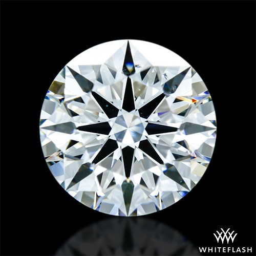 1.406 ct I VS2 A CUT ABOVE® Hearts and Arrows Super Ideal Round Cut Loose Diamond