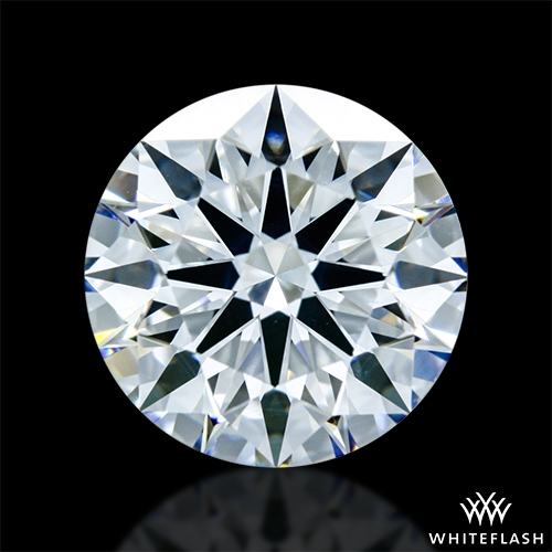 1.902 ct F VS1 A CUT ABOVE® Hearts and Arrows Super Ideal Round Cut Loose Diamond