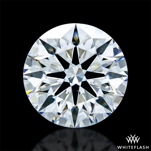 1.93 ct G VS2 A CUT ABOVE® Hearts and Arrows Super Ideal Round Cut Loose Diamond
