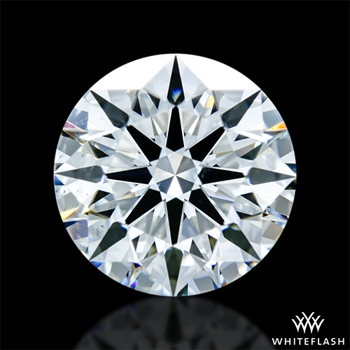 1.806 ct H VS2 A CUT ABOVE® Hearts and Arrows Super Ideal Round Cut Loose Diamond