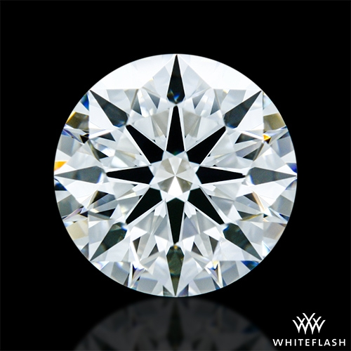 1.302 ct G VS1 A CUT ABOVE® Hearts and Arrows Super Ideal Round Cut Loose Diamond